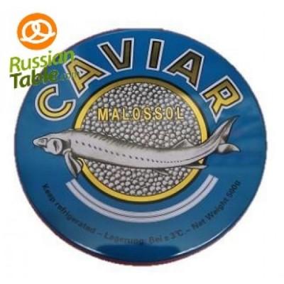 "Paddlefish Black Caviar in tin ""Malossol"" 250gr"