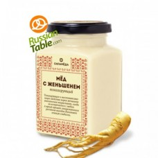 "Honey ""Silameda"" with Ginseng 300gr"