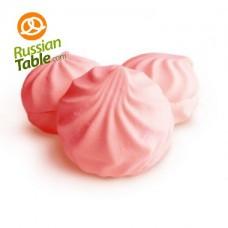 "Marshmallow (Zefir) ""Petrburgskiy Konditer"" Strawberry Taste (7.7lb case)"