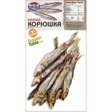 "Korushka (Smelt) Dried ""Ot Palycha"" FarEastern"