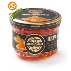 "Salmon grained Caviar ""Meridian"" 210gr"