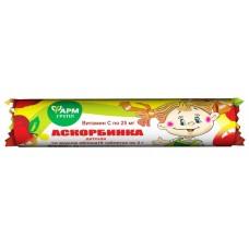Ascorbic acid (apple taste) 25 g