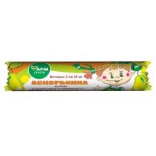 Ascorbic acid (pear taste) 25 g