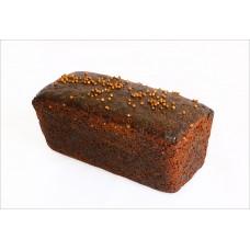 Borodinsky Black Rye Bread with Coriander