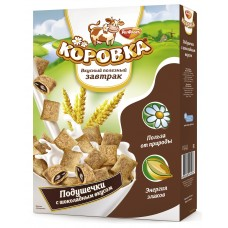 Cereal with chocolate flavour