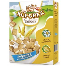 Cereal with milk flavour
