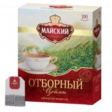"Ceylon Black tea ""May"" Selective Ceylon (100 count)"