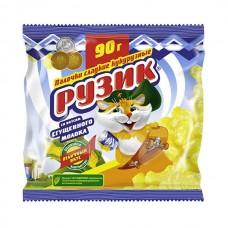 Corn sticks with caramelized milk flavour