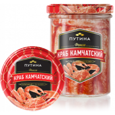 Crab kamchatskiy Fancy