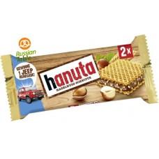 "Ferrero ""Hanuta"" Waffle (3 pack) 132g"