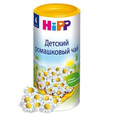 """HiPP"" Organic Baby Tea Camomile Sugar Free 200g"
