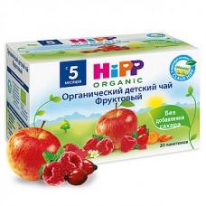 """Hipp"" Organic Baby Fruit Tea Sugar Free (20 tea bags)"