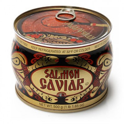 Podarochnaya Salmon (Red) Caviar 500gr