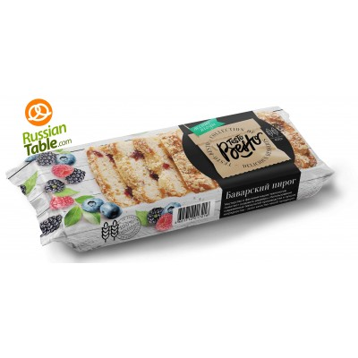 """Bavarian pie """"Testo Besto"""" with Forest Berries 400g"""