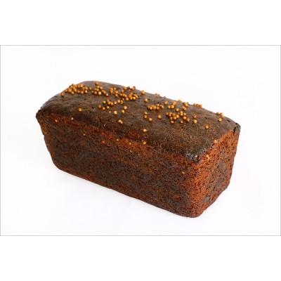 Borodinsky Black Rye Bread