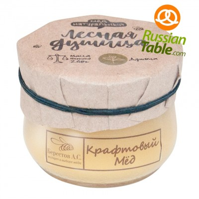 "Crafted Honey ""Berestov"" with Oregano extract 260 g"