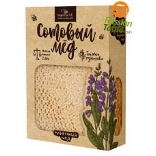"Honeycomb ""Berestov"" Taiga Flowers 200g"