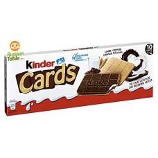 """Kinder """"Cards"""" 128g"""