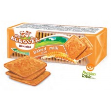 "Sugar biscuits ""Korovka"" with Baked Milk Flavor 375g/13.2oz"