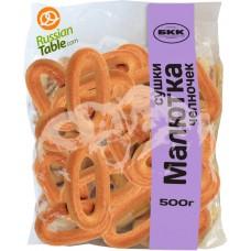 """Dry Bagels (Sushki) """"Malyutka"""" Chelnochok 500 g"""