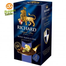 "Black tea ""Richard"" Royal Masala Chai (25 count)"