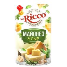MR.RICCO MAYONNAISE W/CHEESE 390GR