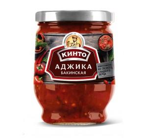 "Pepper sauce ""Adjika Baku style"" 265g"