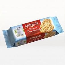 "Sugar biscuits ""Kuhmaster"" Milky"