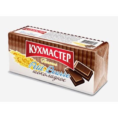 """Cookies """"Kuhmaster """"Petit beurre chocolate"""""""