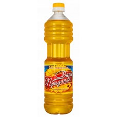 """Dary Pridoniya"" unrefined Sunflower oil"