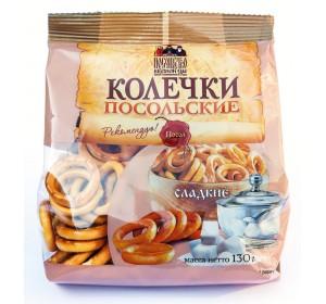 """Drying (Sushki) """"Kolechki Posolskiye"""" Sweet"""
