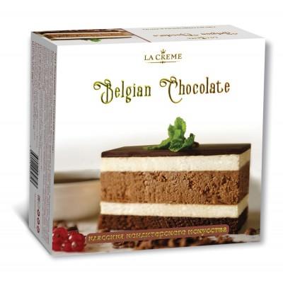 "Cake ""La Creme"" Belgian chocolate"