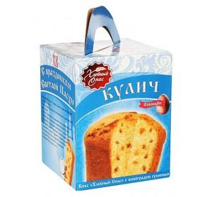 "Kulich ""Khlebny spas"" with raisins (Sanctified)"