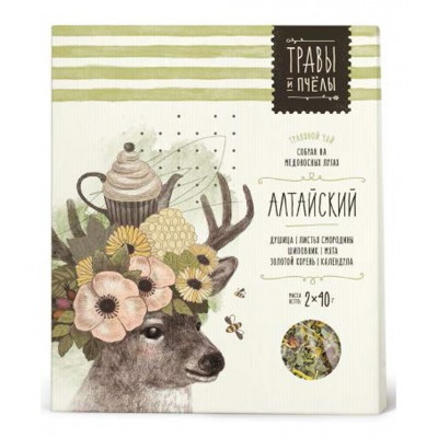 "Herbal tea ""Altai"""