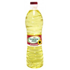 """Solar line"" Refined Sunflower oil"