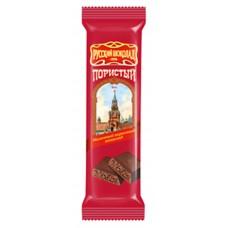 """Batonchik """"Russian Chocolate"""" Milk Aerated Chocolate"""