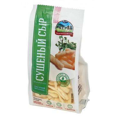 "Dry cheese snacks ""Hrustiki"""
