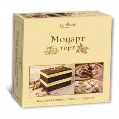 "Cake ""La Creme"" Mozart"
