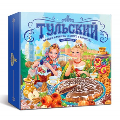 "Tula gingerbread fruit filling ""Apple & cinnamon"" 500 gr"