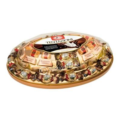 "Chocolate Candies ""Tentazione"" Assorted Pralines 410g"