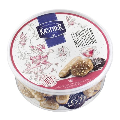 "Gingerbread ""Kastner"" Mixed Selection 375g (Box)"