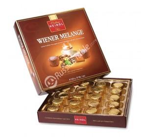 """Sweets """"Wiener Melange""""  coffee-nougat cream & milk chocolate 225g"""