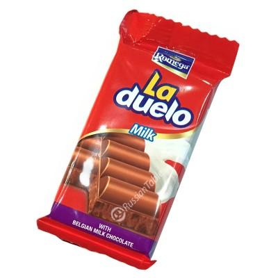 "Milk chocolate ""La Duelo"""