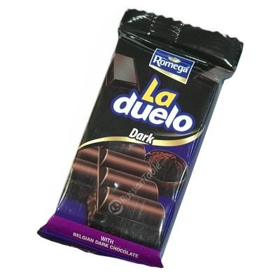 "Dark chocolate ""La Duelo"""