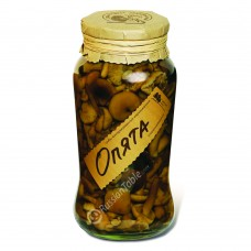"Mushrooms ""Opyata"" Pickled ""Taiga Collection"""