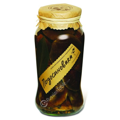 """Mushrooms """"Podosinoviki"""" """"Taiga Collection"""""""