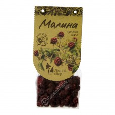 Dried raspberries (whole) 100 g