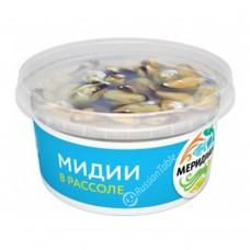"""Mussels """"Meridian"""" in brine"""