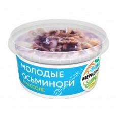 """Octopus """"Meridian"""" in brine"""
