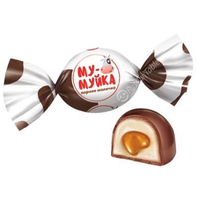 """Sweets """"Mu-Muika"""" milk"""